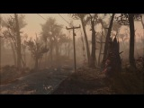 Fallout 4  Graygarden Ruins Ambience (Thunderstorm Sounds, Relaxation, White Noise)