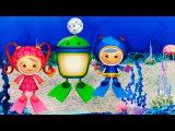 Команда Умизуми супермашины аквариумные приключения