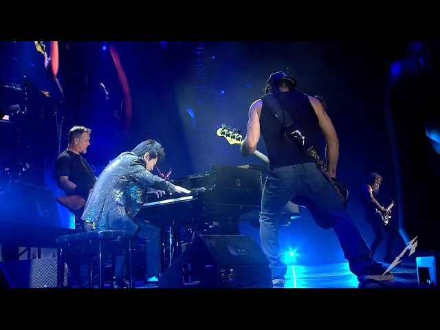 Metallica: One (featuring Lang Lang) (Live - Beijing, China - 2017)