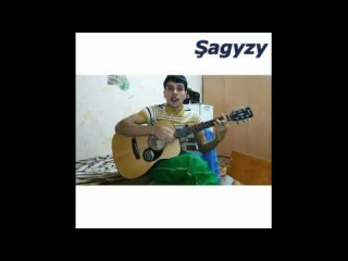Turkmen Talant 2017 Yas Gitaristlar