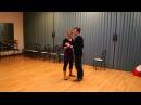Falling in Blues - Level 3: Close Embrace (Fig 8's, hip rolls, barrels)