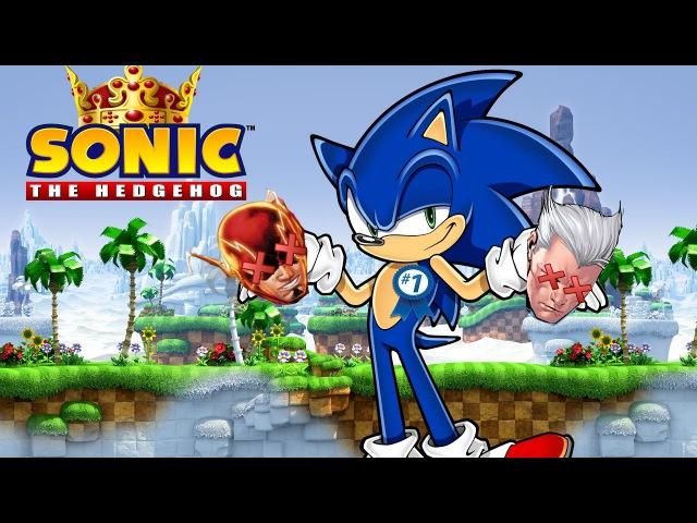СОНИК САМЫЙ БЫСТРЫЙ ПЕРСОНАЖ ИЗ ВСЕХ / Sonic the Hedgehog the fastest character ever