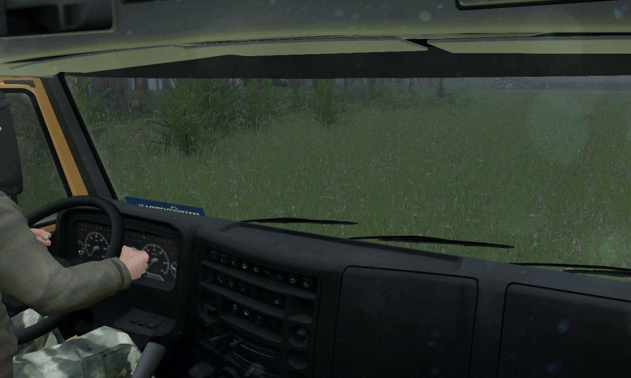 КамАЗ-5460 4x4 для 03.03.16 для Spintires - Скриншот 2