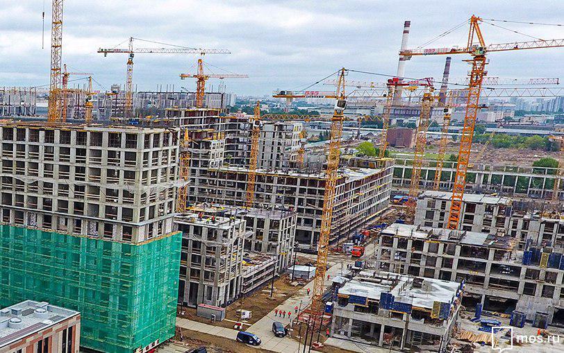 Собянин: Москвичи смогут получить равноценное жилье в рамках программы реновации // mos.ru