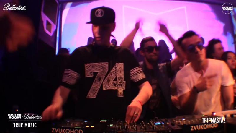 House - Boiler Room Ballantines | Tripmastaz True Music Russia DJ Set