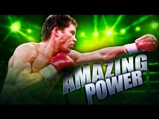Julio Cesar Chavez - Amazing Power