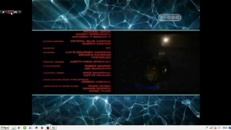 Вавилон 5 Анонс ТВ3 (12.04.2009)