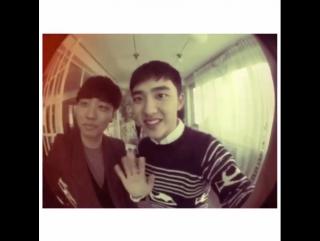170126 EXO's D.O. @ kodaehyun_sstv Instagram Update