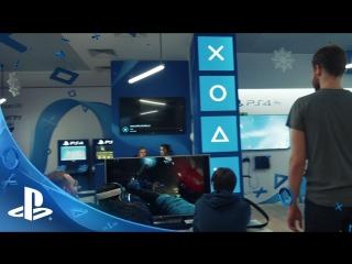 Демозона PlayStation VR в Центральном Детском Магазине на Лубянке (г. Москва)
