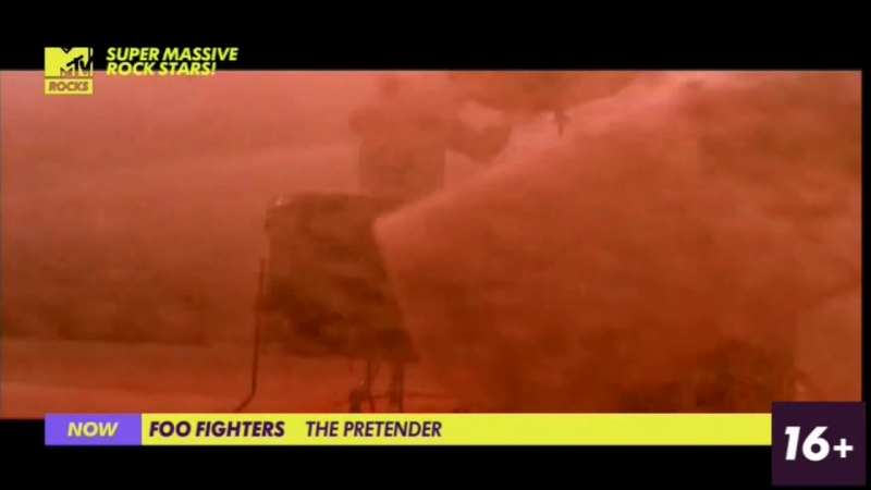 Foo Fighters - The Pretender [MTV Rocks]