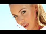 Nicole Aniston.Сексапильная спортсменка под красивую музыку.