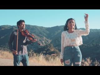 Ed Sheeran - Shape Of You x Cheez Badi Hai (Vidya Vox Mashup Cover)
