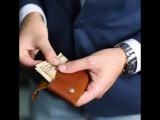 Top 5-Minute Crafts #42 настолько легко сделать этот стильный кожаный кошелек?