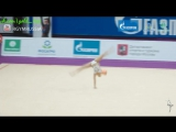 Арина Аверина(мяч)\\ Гран-При Москва 2017