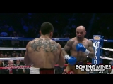 Collazo vs Ortiz KO| BY Tyshenko