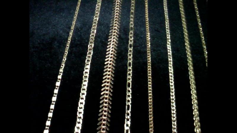 Цепи из медицинского сплава(Дубайское золото) vk.com/medicinski.splav