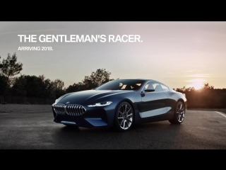 Музыка из рекламы BMW 8 - Return to a new era (2017