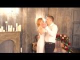 Михаил Бурляш - В облаке цветов! (Белый танец)