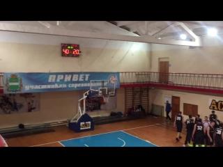 Mini-movie + highlights, МЛБЛ Калужской обл. 1/2 плей-офф, Полупрофи-Инженеры(МГТУ)