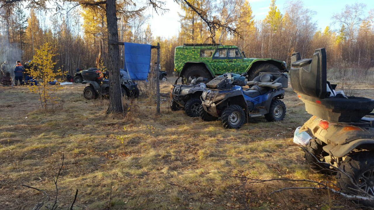 В Мирнинском районе нашелся охотник, 15 дней блуждавший в тайге