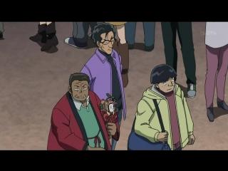 El Detectiu Conan - 593 - El record del detectiu dels micos i els rasclets (II) (Sub. Castellà)