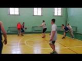 Финальная игра Первого тура Чемпионата Макеевки по баскетболу 3х3. ДонНАСА-2 - Зарево-Черёмушки (5:15)