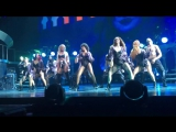 Slumber Party Touch Of My Hand - Britney Spears Live In Bangkok June 23, 2017