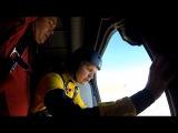 Прыжок с парашютом. Симферополь. АСК Крым