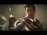 13 минут геймплея Injustice 2 - режим Multiverse