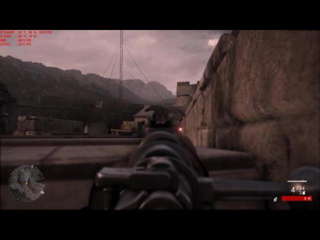Battlefield1 - Benchmark i5 6300HQ and GTX960M 2GB