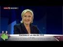 1er LE PEN/MACRON annonce réactions ST JUST, COLLARD, RACHLINE, Discours PEN