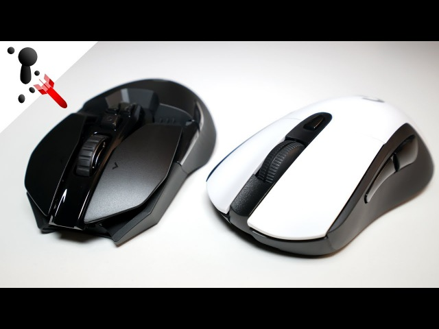 Logitech G903 and G703 What's Different Review VS G900 and G403