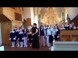 Ave Maria. Церковь 1. Kristianstad Детская капелла Ростовского Музыкального театра 4