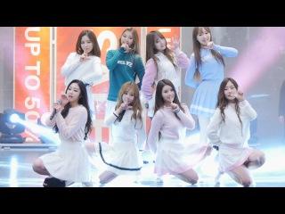 161217 러블리즈(Lovelyz) - 아츄(Ah choo) @크리스마스 스폐셜 콘서트(스퀘어원)/직캠(Fancam) By 쵸리