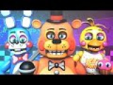 Five Nights at Freddys Song (FNAF SFM 4K Remake)(TIFWhitney Remix)