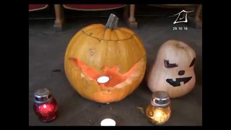 Тростянецька молодь відсвяткувала Halloween