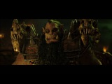 Warcraft: Orcs Discuss Fel Deleted Scene Blu-Ray & DVD Bonus Feature