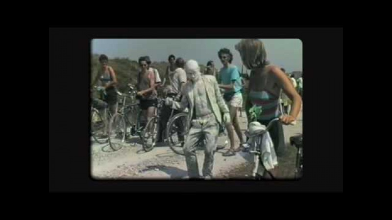 DEREVO open air actions - Part 04 - Crossing (Totentanz), Dresden / Bicycle Tour, Terschelling
