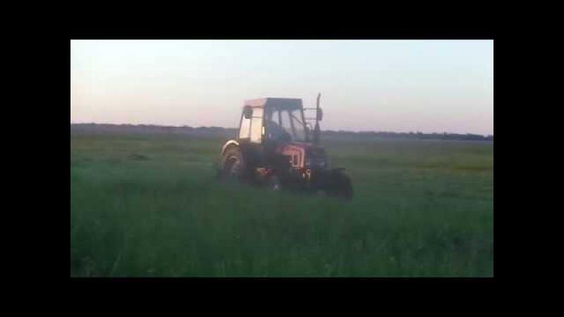 косилка крн-2.1 с трактором лтз-60