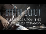 Dimmu Borgir - Blessings upon the throne of tyranny (BassCover by Арсалан Цыбиков)