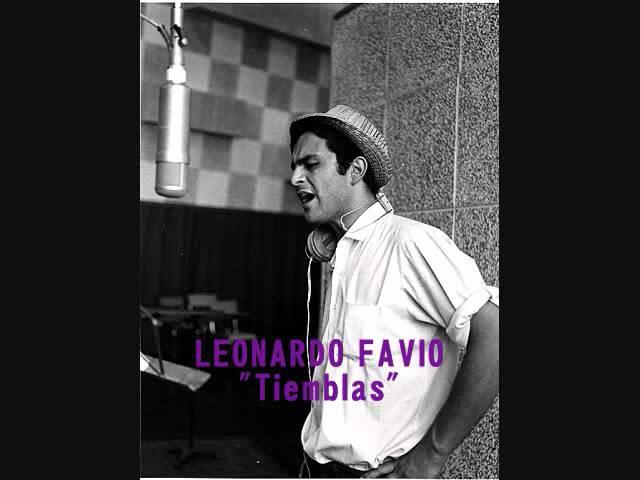 Leonardo Favio Tiemblas