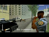 S.T.A.R.S.  COPS PARODY-DAY 1(Officer Jill Valentine)