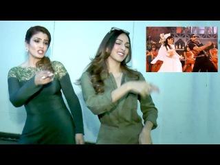 Raveena Tandon Dancing On Akshay Kumar's Tu Cheez Badi Hai Mast Mast