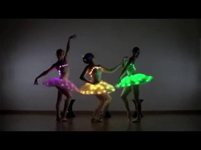 Неоновые балерины смотреть до конца