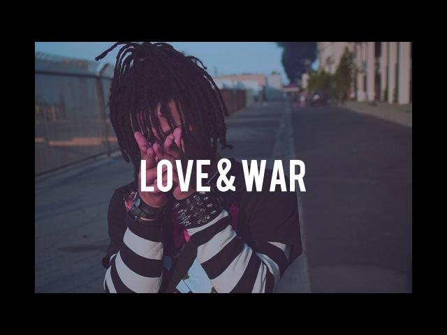 (FREE) Trippie Redd x Lil Uzi Vert Type Beat Love War (Prod.By King Mezzy)