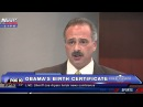 WOW Sheriff Joe Arpaio Releases New Information on President Obama's Birth Certificate FNN