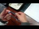 Поэтапная техника вязания хирургического узла
