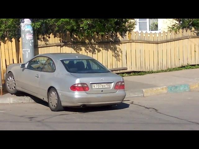 Авария в Н.Новгороде ул.Ильинская(1)