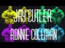 Bodybuilding Motivation - Jay Cutler vs Ronnie Coleman