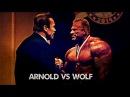 Arnold Schwarzenegger vs Dennis Wolf